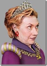 hillary-queen